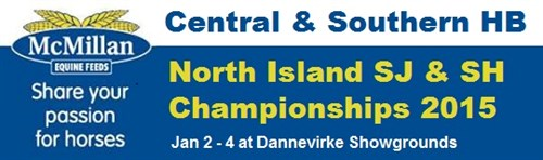 Central & Southern HB North Island SJ Championships