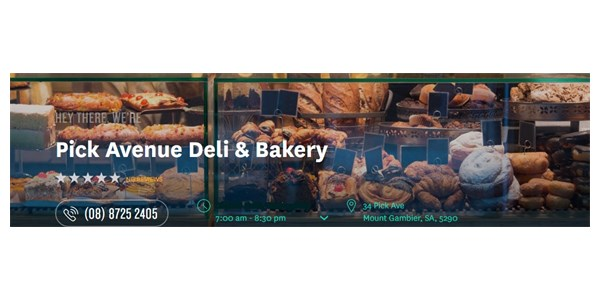 Pick Avenue Deli & Bakery