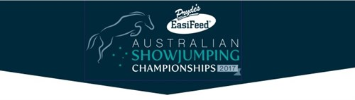2017 Pryde's EasiFeed Australian Showjumping Championships