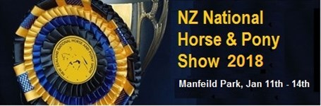 CANCELLED - NZ National Horse & Pony Show Championships