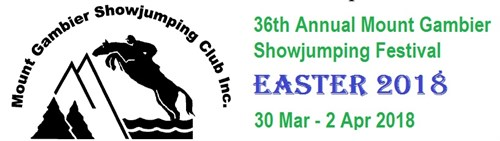 Mount Gambier Easter Showjumping Festival