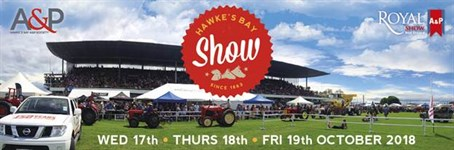 Royal A&P Show New Zealand 2018