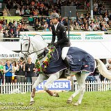 Eventer of the Year, Clarke Johnstone on Balmoral Sensation
