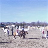 New 100x75m arena at Solway Showgrounds